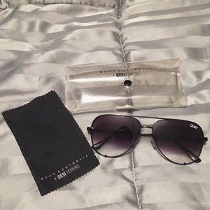 Quay: High Key Mini sunglasses